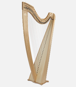 Classical Isolde Harps