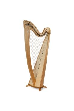 Camac Korrigan Harp 38 Gut Strings in Maple