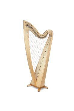 Camac Telenn Lever Harp, 34 Gut Strings in Maple