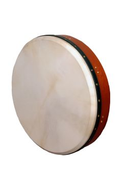 "18""x3.5"" Red Ceader Bodhran Tunable Cross Bar"