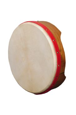 "12""x3.5"" Heartland Bodhran Pretuned T-Bar"