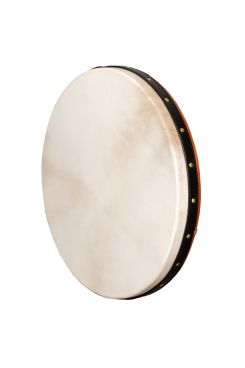 Frame Drum 16 inch Non Tunable Red Ceader