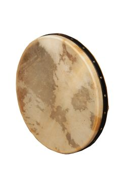 Frame Drum 14 inch Non Tunable Mulberry   Shaman Drum