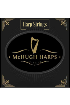 Harp String Set - Complete String Set for 28 string harp