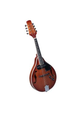 Heartland Mandolin Mahogany Electro Acoustic Gloss Finish