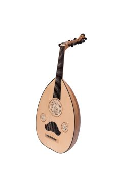Heartland Arabic Oud, 12 Strings Lacewood